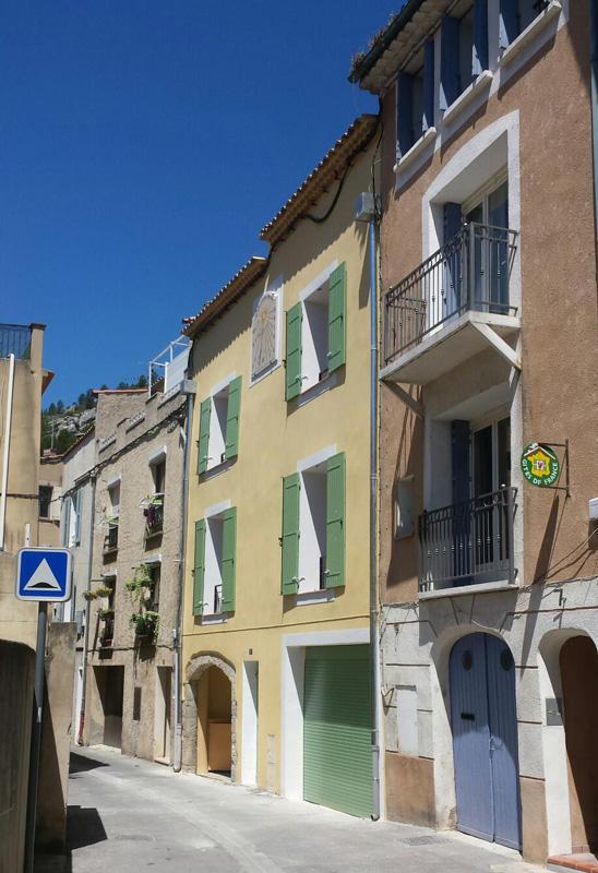 Renouvellement urbain- Inauguration de 7 logements sociaux dans le centre d'Auriol